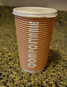 compostable hot beverage cup